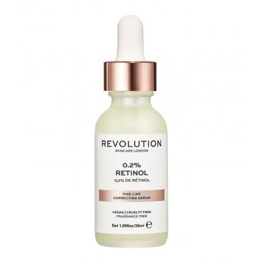 Revolution Skincare - Solución Correctora de Líneas finas - 0.2% Retinol