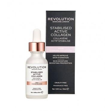 Revolution Skincare - Sérum - Stabilised Active Collagen