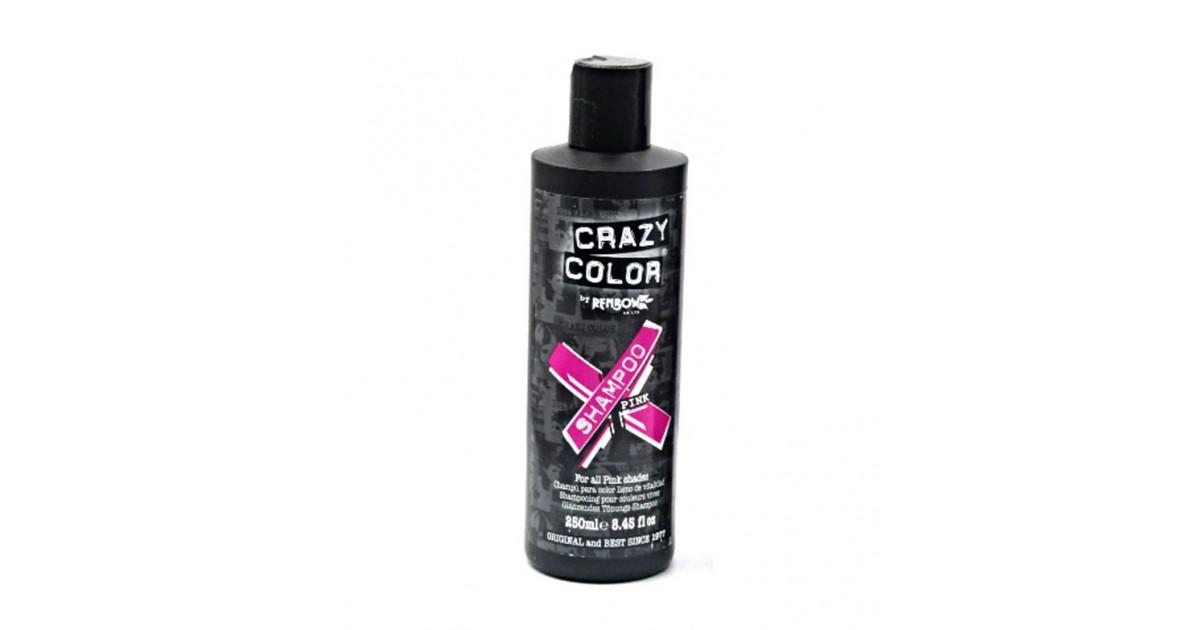 CRAZY COLOR - Champú con color intenso - Pink