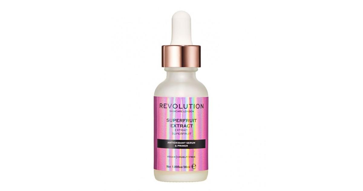 Revolution Skincare - Sérum y Prebase - Extracto de Súperfrutas