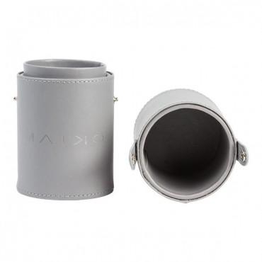 Maiko - Luxury Grey - Estuche para almacenar brochas