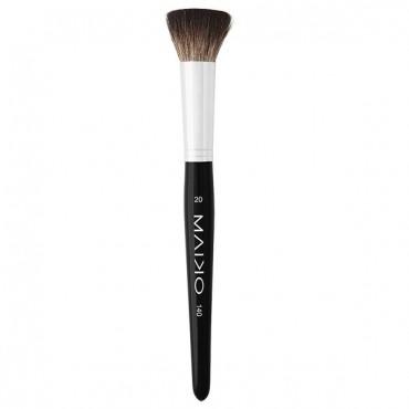 Maiko - Professional - Brocha para polvos y coloretes - 140r20