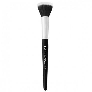 Maiko - Professional - Brocha DUO FIBRA para base de maquillaje - 145