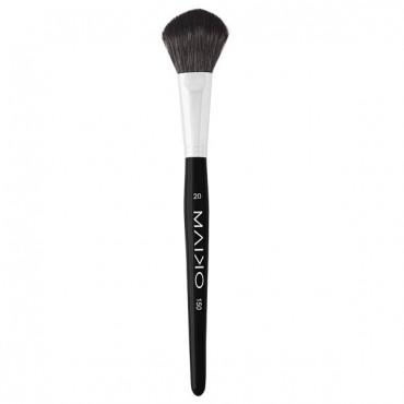 Maiko - Professional - Brocha en punta para polvo y colorete - 150r20