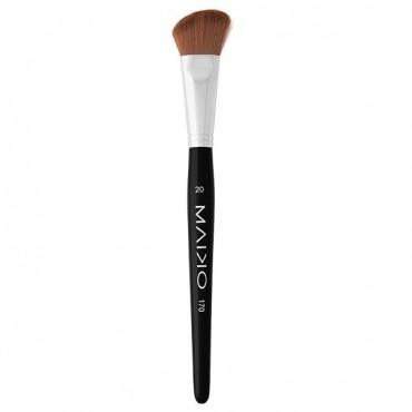 Maiko - Professional - Brocha para visagismo, polvo y colorete - 170r20