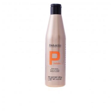 Salerm - PROTEIN - Champú con proteinas que aporta brillo y cuerpo 250 ml