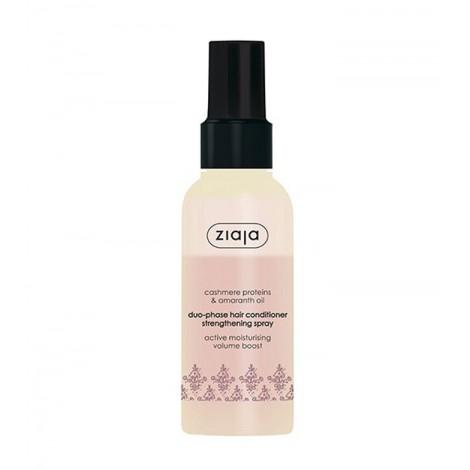 Ziaja - CACHEMIRA - Spray acondicionador capilar bifásico fortalecedor