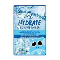 W7 - Mascarilla de Papel 3D - Hydrate