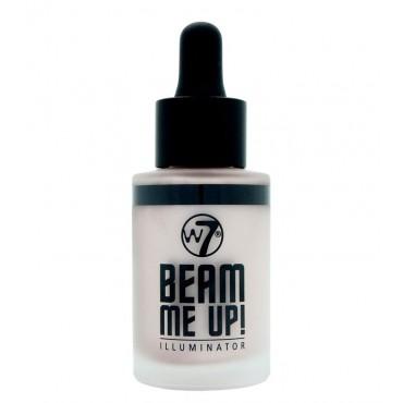 W7 - Iluminador líquido Beam me Up! - Volcano