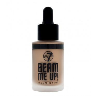 W7 - Iluminador líquido Beam me Up! - Dynamite
