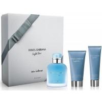 Dolce & Gabbana - Cofre para Hombre - Light Blue