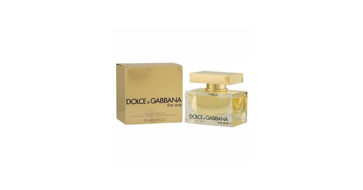 Dolce & Gabbana - THE ONE - eau de perfume - 50 ml