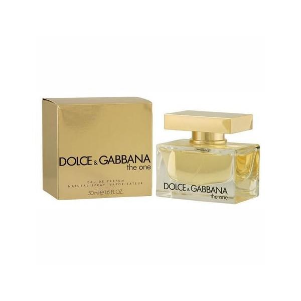 46b9536acd Comprar Dolce & Gabbana - THE ONE - eau de perfume - 50 ml en ...