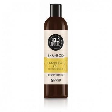 Hello Nature - Champú Aceite de Marula