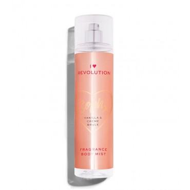 I Heart Revolution - Spray Corporal Body Mist Sophx - Vanilla & Crème Brule