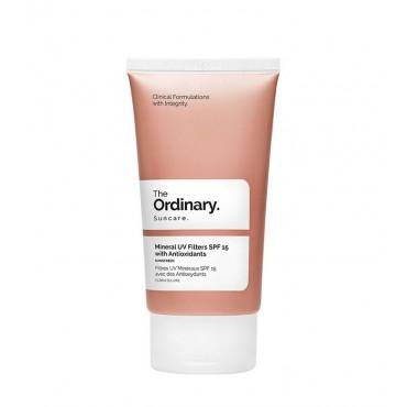 The Ordinary - *Suncare* - Mineral UV Filters SPF 15 con antioxidantes