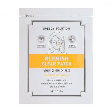 Missha - Parches Speedy Solution - anti manchas