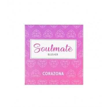 CORAZONA - *Soulmate* - Colorete en polvo - First Kiss