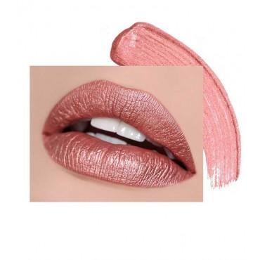 Jouer - Labial líquido Long Wear Lip Crème Metallic - Primrose