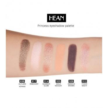 Hean - Paleta de sombras de ojos Princess