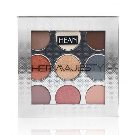 Hean - Paleta de sombras de ojos Her Majesty