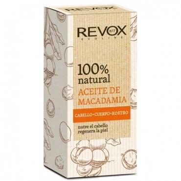 Revox - Aceite de Macadamia 100% Natural