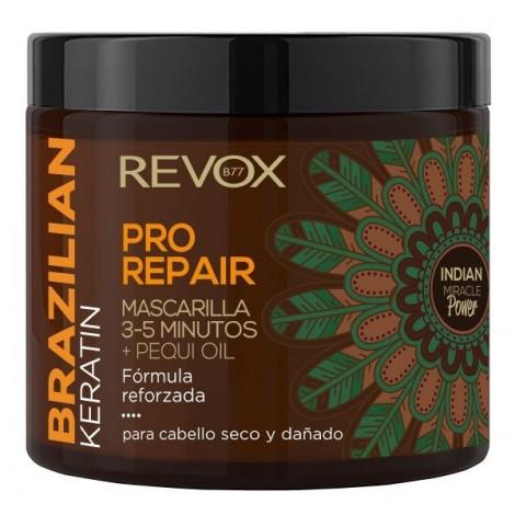 Revox - Brazilian Keratin - Pro Repair Mascarilla