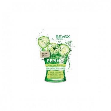 Revox - Máscara Facial Pepino