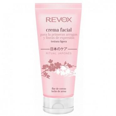 Revox - Ritual Japonés - Crema Primeras Arrugas