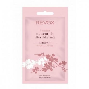 Revox - Ritual Japonés Mascarilla - Ultra Hidratante 3 minutos