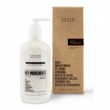 Detox Skinfood - Crema Hidratante Corporal
