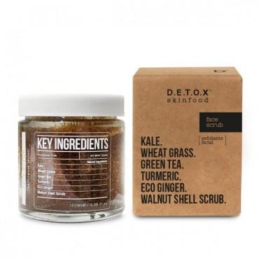 Detox Skinfood - Exfoliante Facial