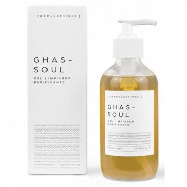 Formulathions - Gel Limpiador Purificante African Secrets Ghassoul