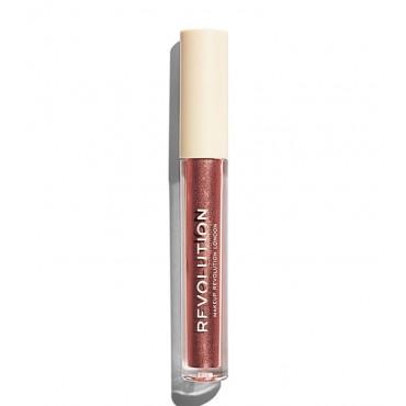 Revolution - Labial líquido Nudes Collection Metallic - Lingerie