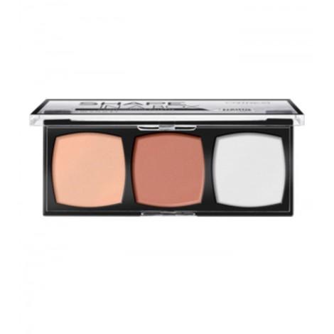 Catrice - Paleta de contorno en polvo Shape in a box - 010: Light