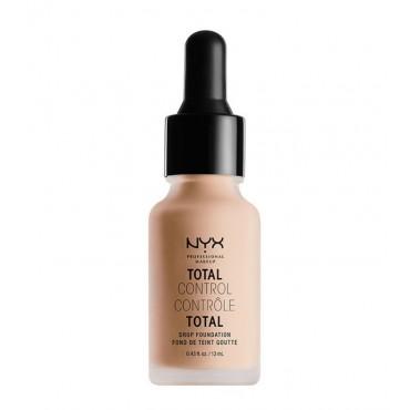 Nyx Professional Makeup - Base de maquillaje fluida Total Control Drop - TCDF05: Light
