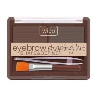 Wibo - Kit de cejas Shaping: 02