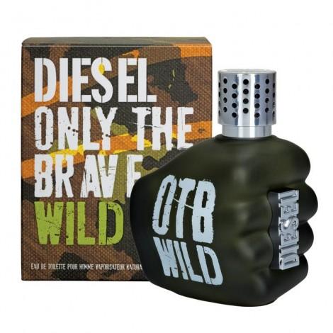 Diesel - ONLY THE BRAVE WILD eau de toilette vaporizador 75 ml