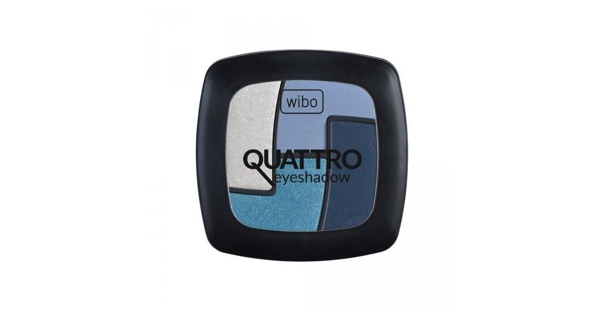 Wibo - Cuarteto de sombras Quattro - 04