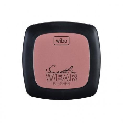 Wibo - Colorete en polvo Smooth'n Wear -