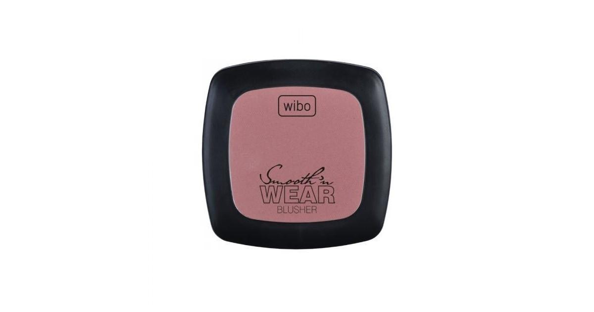 Wibo - Colorete en polvo Smooth'n Wear - 4