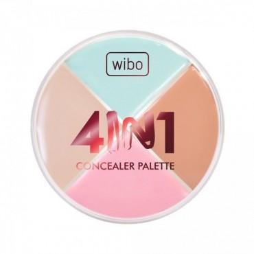 Wibo - Paleta de correctores 4 en 1
