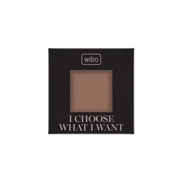 Wibo - Bronceador en polvo Bronzer I Choose - 02: Chesnut