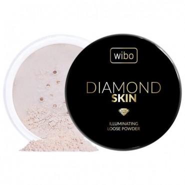 Wibo - Polvos sueltos fijadores iluminadores Diamond Skin