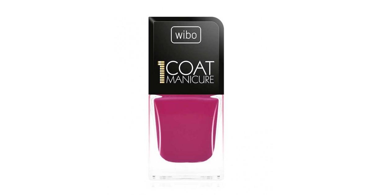 Wibo - Esmalte de uñas 1 Coat Manicure - 09