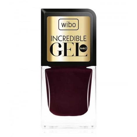 Wibo - Esmalte de uñas Incredible Gel - 1