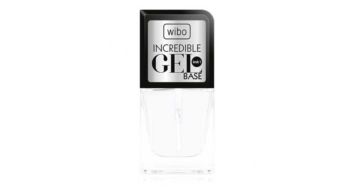 Wibo - Base Coat Incredible Gel
