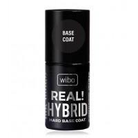 Wibo - Esmalte de uñas - Base Real! Hybrid