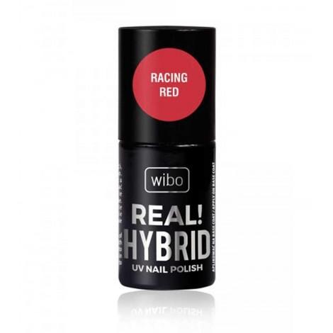 Wibo - Esmalte de uñas Real! Hybrid - 03: Racing Red