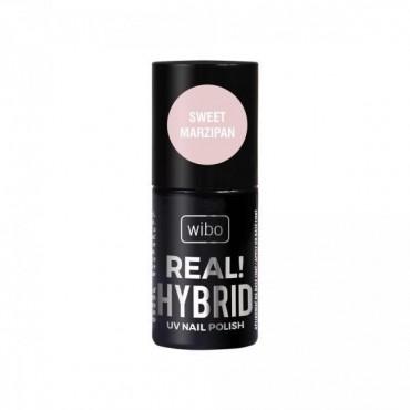 Wibo - Esmalte de uñas Real! Hybrid - 05: Sweet Marzipan